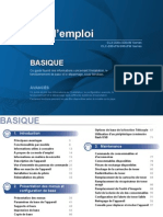 Mode d'Emploi Samsung CLX 3305W French