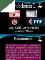 1. Inicios de La Endodoncia Hasta La Actualidad