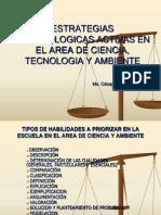 Estrategias Metodologicas Area Ciencitifca y Tecnologica(Blanco y Negro)