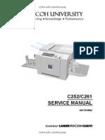 c252 Service Manual