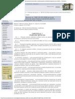 Hotarare de Guvern Nr. 300_02.03.2006 Privind Cerintele Minime de Securitate Si