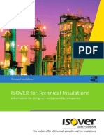 Catalogue of Technical Insulations 2013-10-598 En