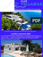 Les Options Disponibles Pour Ibiza Locations de Vacances