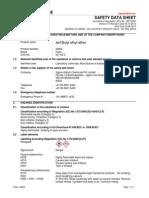 Tert-Butyl Ethyl Ether - MSDS