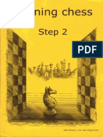 Learning Chess Step 2 Workbook