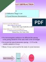 7c X RayDiffraction