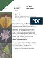 educ5045 biology syllabus fall 2014