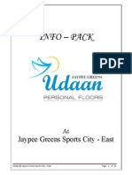Jaypee Green Brochure - Thirty Six Capital