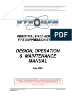 Pyrogen- Design, Operation & Maintenance Manual