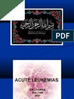 Acute Leukemia 2007
