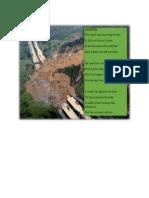 joshua-landslide poem