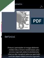 Hernia Inguinalis Pediatric
