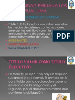 Universidad Peruana Los Andes Filial Lima