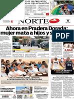 Periódico Norte edición impresa del día 5 de junio del 2014