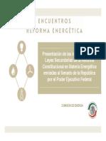 PresentacionIniciativas Leyes Secundaria