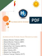 Unit I - Alternative Energy Systems