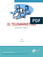 El Telemarketing