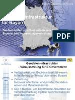 Amtliche Geodaten und Bayernatlas