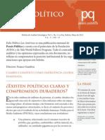 Folio Politico Mayo 2012