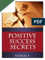 Positive Succes Secrets