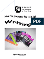 How to Prepare to IELTS- Writing