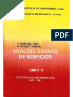 Analisis-Sismico-De-Edificios - J. PIQUE DEL POZO