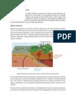 Evolución Geológica de Chile