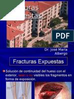 Fracturas Expuestas