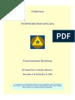 El Control de Los Vehiculos Inferiores (Beltran)
