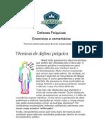 Defesas Psíquicas - Aurores