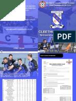 CTFC Sponsorship Programme
