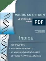 Vacunas RNA