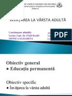 Vasile Luminita DPPD- Invatarea La Varsta Adulta