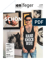 Schön - Ausgabe 08 2014 des strassenfeger