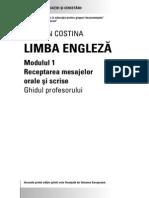 A Doua Sansa Secundar Engleza Profesor 1