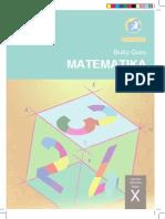 PDF Full Book Matematika BG Kelas X