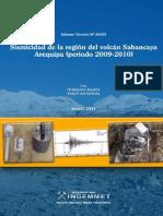 Monitoreo Sismico Sabancaya 2010