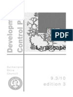 Sutherland shire development plan