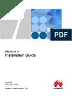 RRU3008 V1 Installation Guide_DRRU(24)(PPT)-En