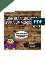 eBook Una Guia Linuxera Para Un Windolero v3