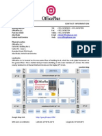 OfficePlus Contact Information