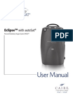 Eclipse User Manual 20626704 B 8b