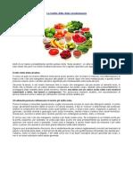 Dieta Alcalinizzante La Bufola Del Web