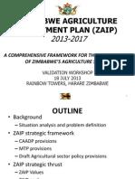 ZAIP Presentation(18 July 2013) by Rukuni
