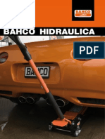 Bahco Equipamiento Hidraulica(Hydraulics)-Spanish