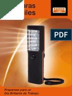 Bahco Lamparas Portatiles(Lighting)-Spanish