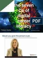 7Cs of Digital Career Literacy