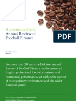 Deloitte Annual Review of Football Finance (2014)