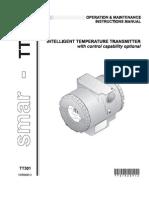 Manual Smar Tt301