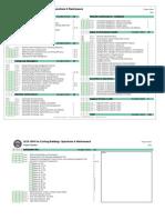 LEED Existing Building 2009 Checklist